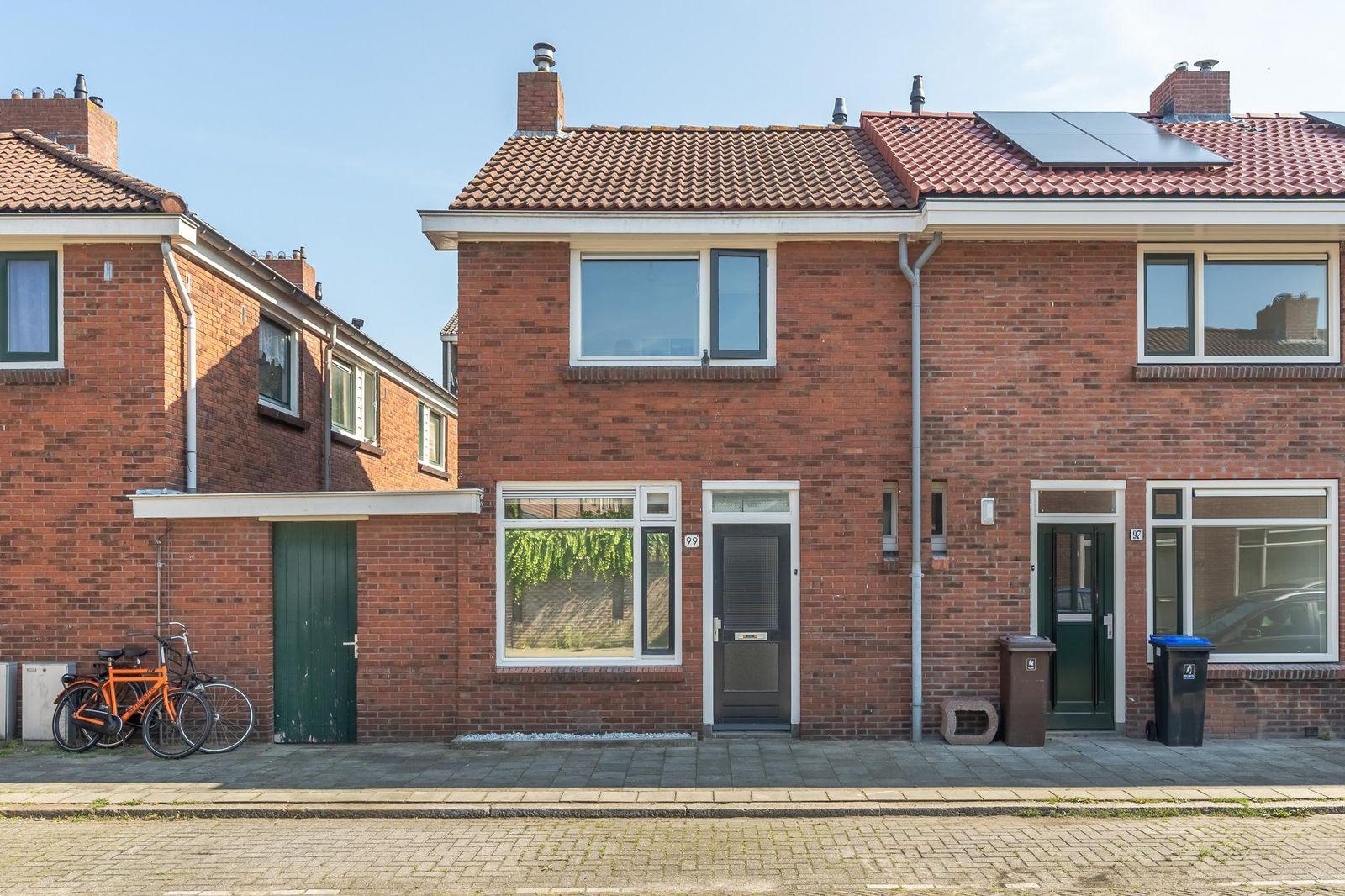 Van der Pekstraat 99, Utrecht