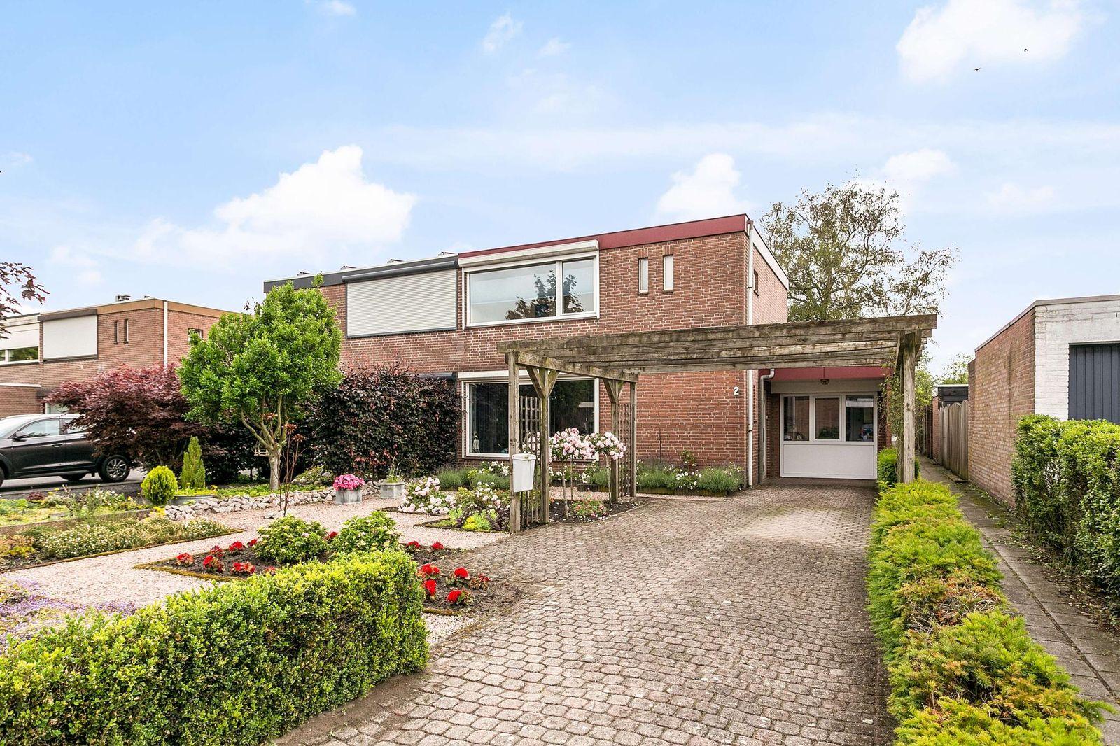Lucas van Leydenstraat 2, Dongen
