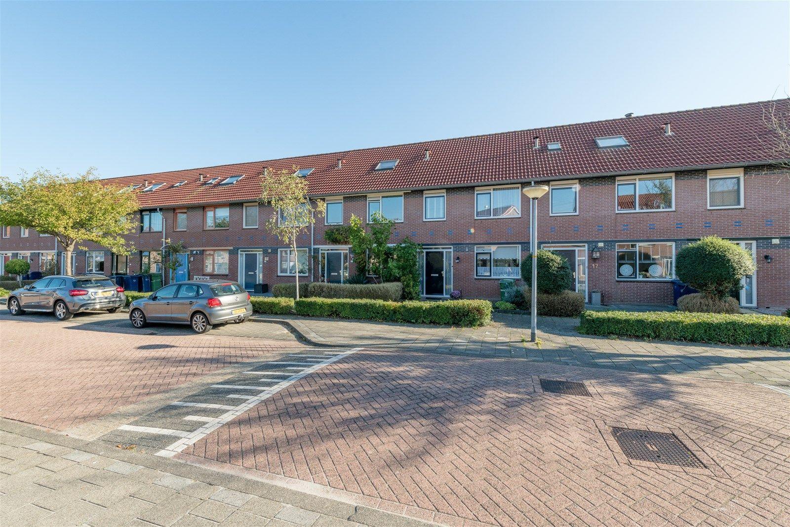 Annie Bosstraat 13, Almere