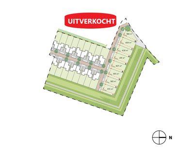 Kruithuisstraat Vrije Kavels UITVERKOCHT 0-ong, Ijzendijke