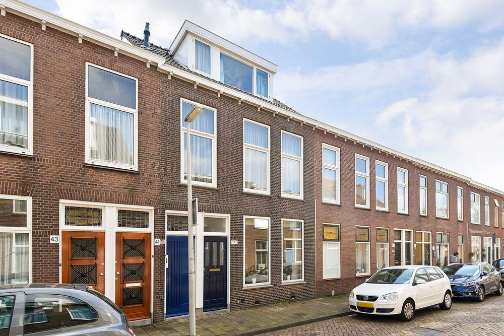 Jan Van Houtstraat 37, Den Haag