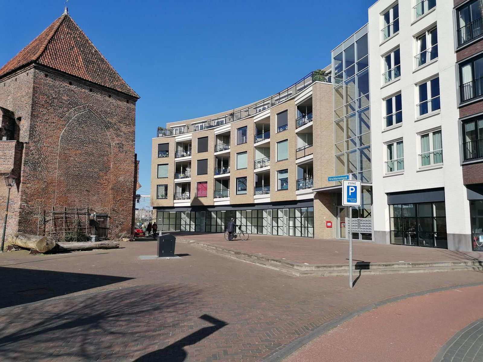 Kruittorenhoek 2, Zutphen