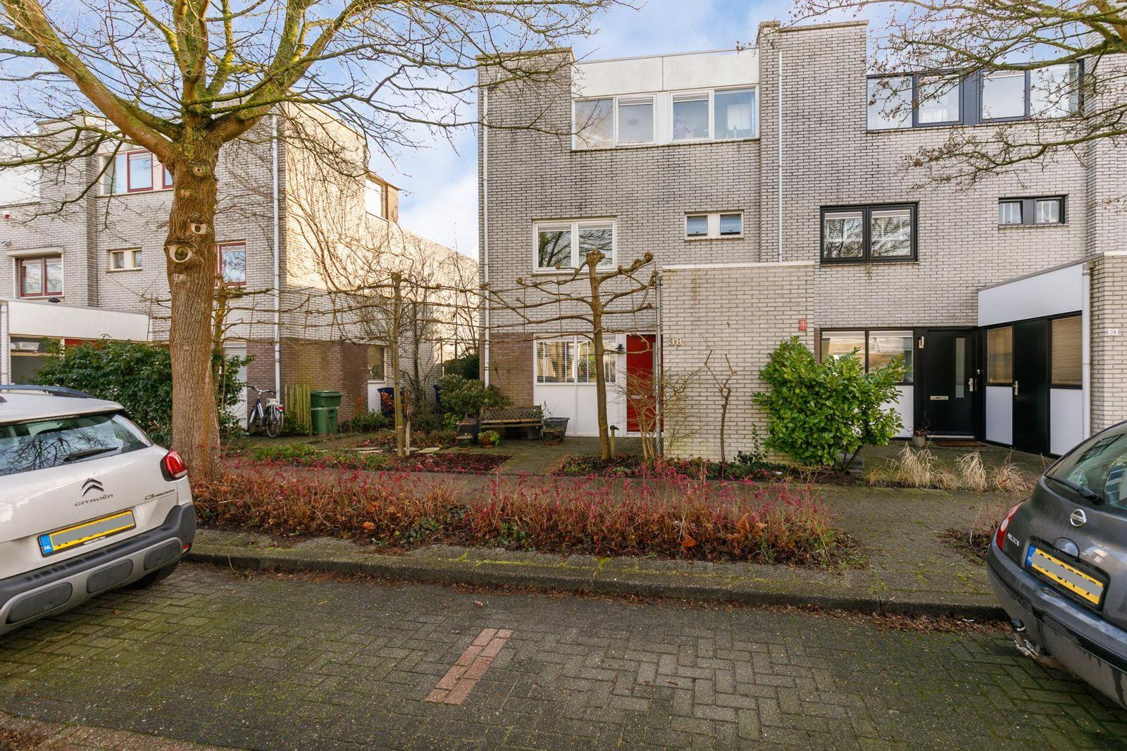 Jimi Hendrixstraat 38, Almere