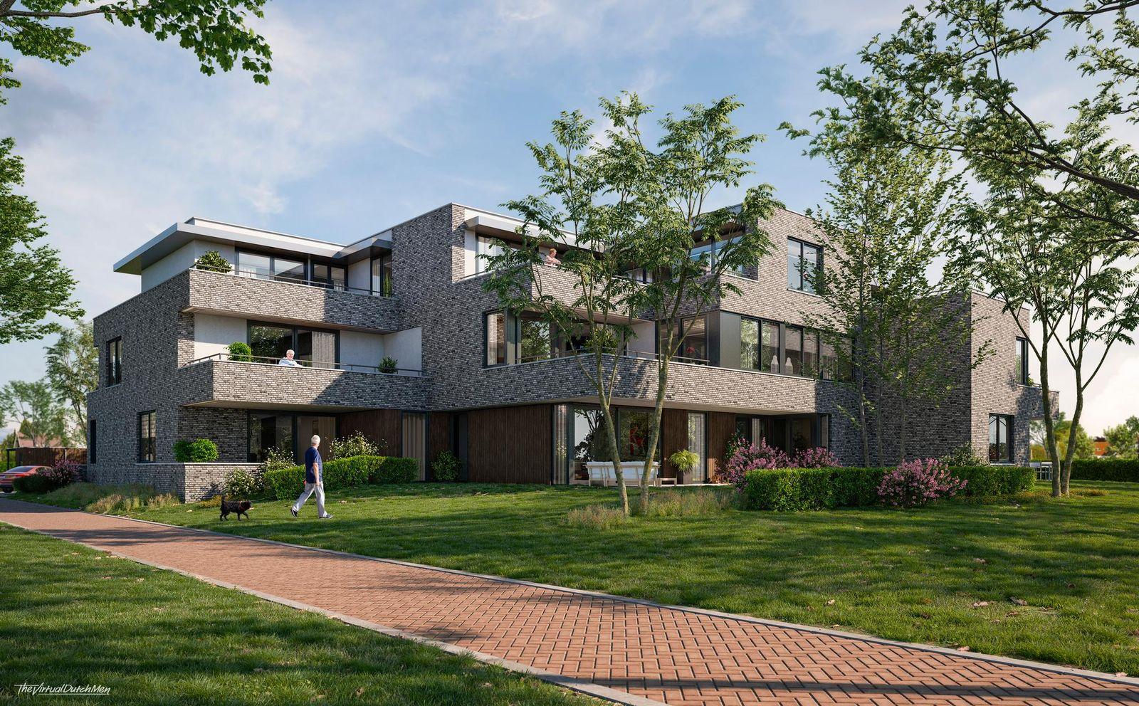 """Vaart NZ """"Echtenstein"""" bouwnummer 85b 0-ong, Nieuw-amsterdam"""