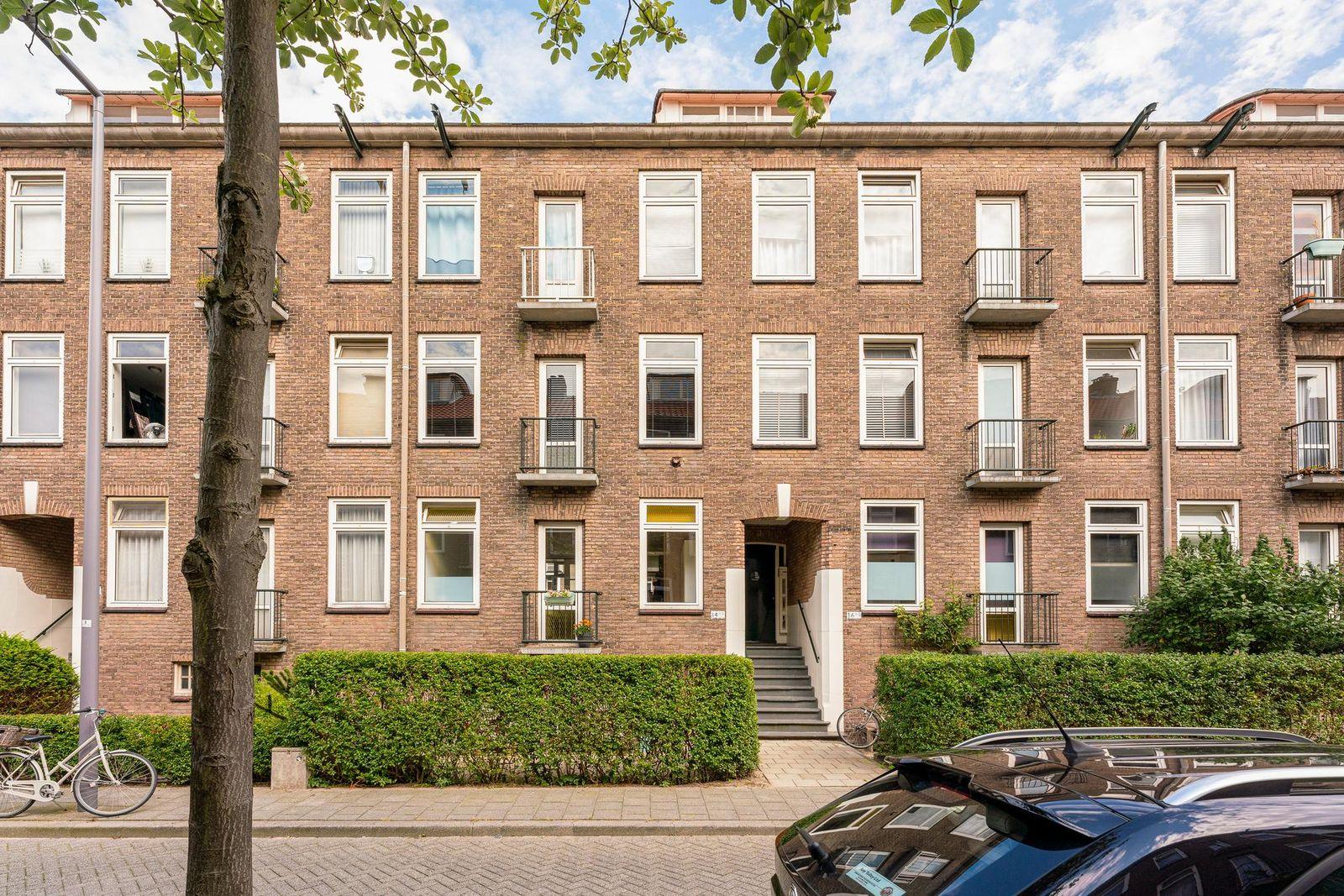 Bernardus Gewinstraat 14-A, Rotterdam