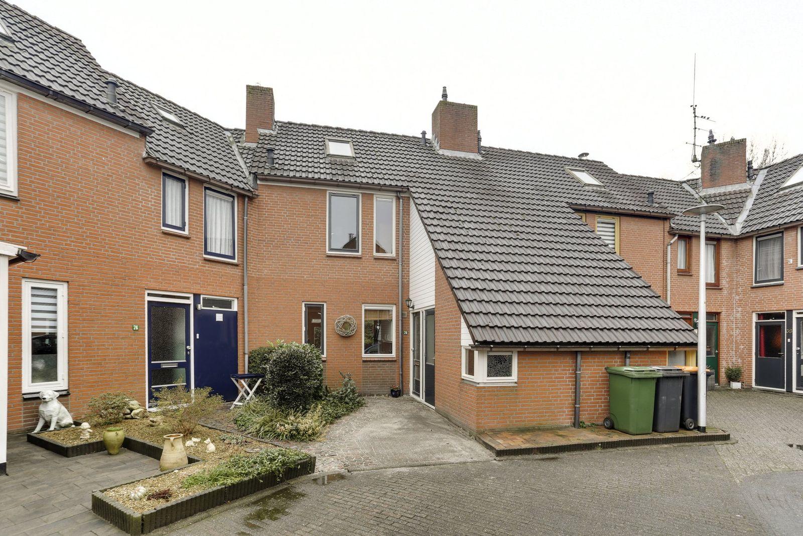 Mantinghstraat 74, Hoogeveen