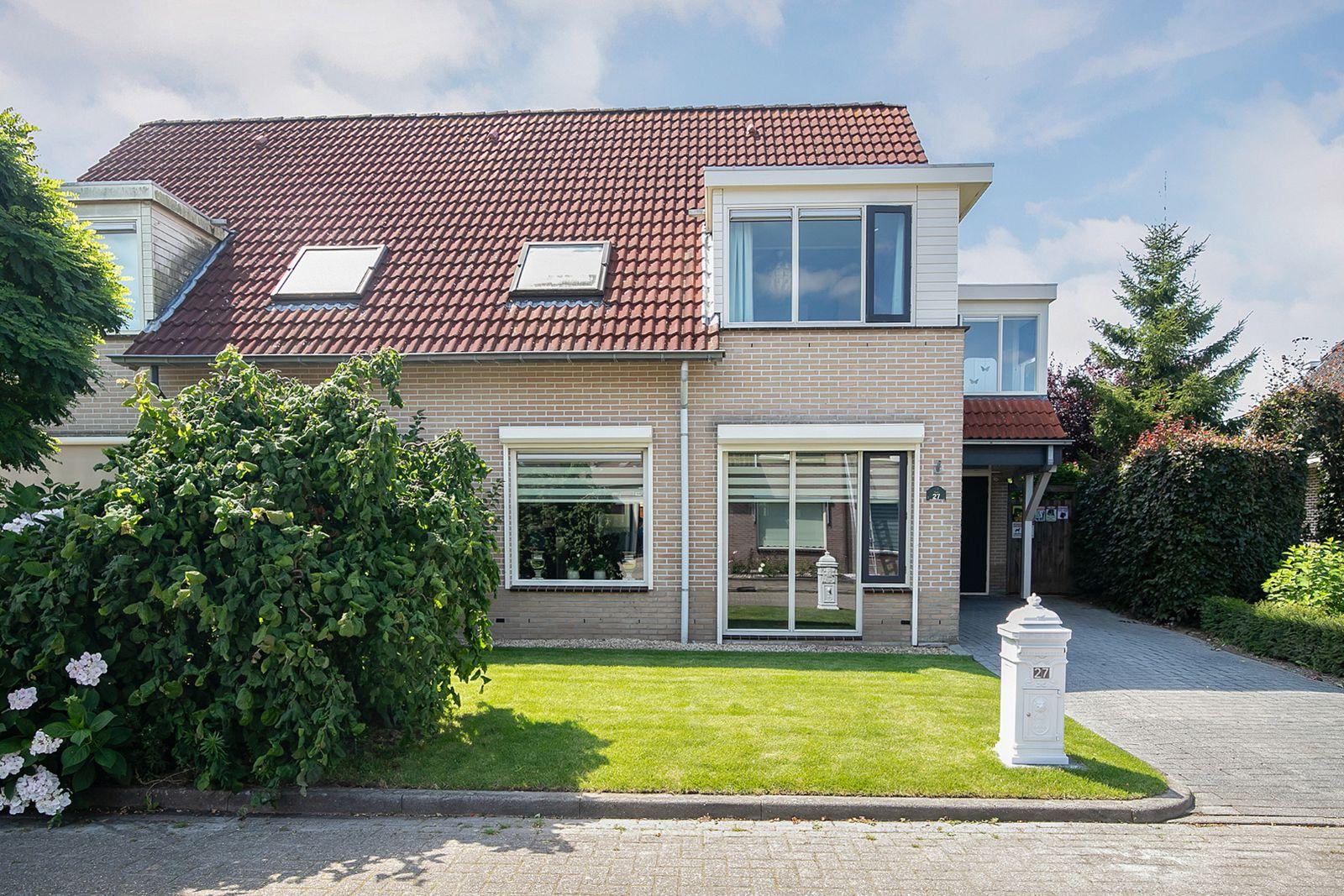 Plevierstraat 27, Veendam