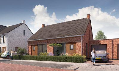 Ravelijn - Bouwnummer 7 0-ong, Steenbergen