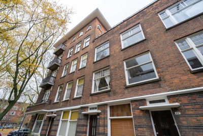 Van Nideckstraat 35b01, Rotterdam