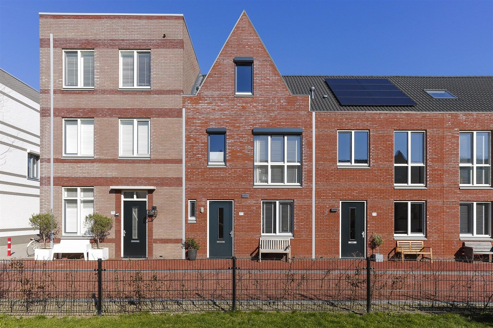 Werf van De Biesbosch 77, Dordrecht