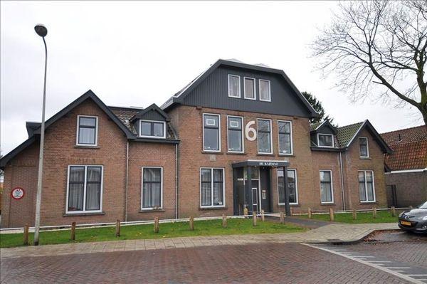 Comm d Vos v Steenwijklaan, Meppel