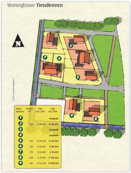 Dalgronden 0ong, Tiendeveen