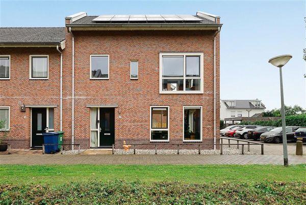 Mazureplantsoen 21, Almere