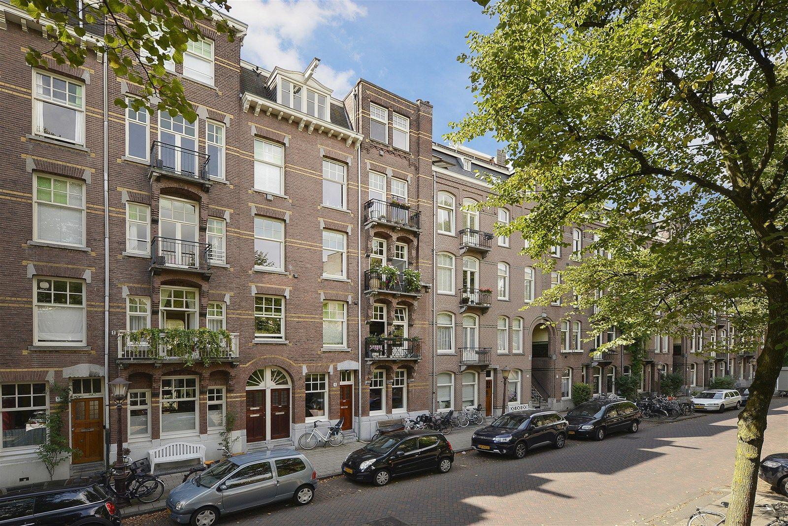 Saxen-Weimarlaan 40hs, Amsterdam