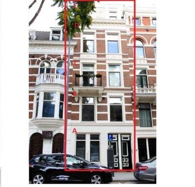 Van Vollenhovenstraat 26-a, Rotterdam