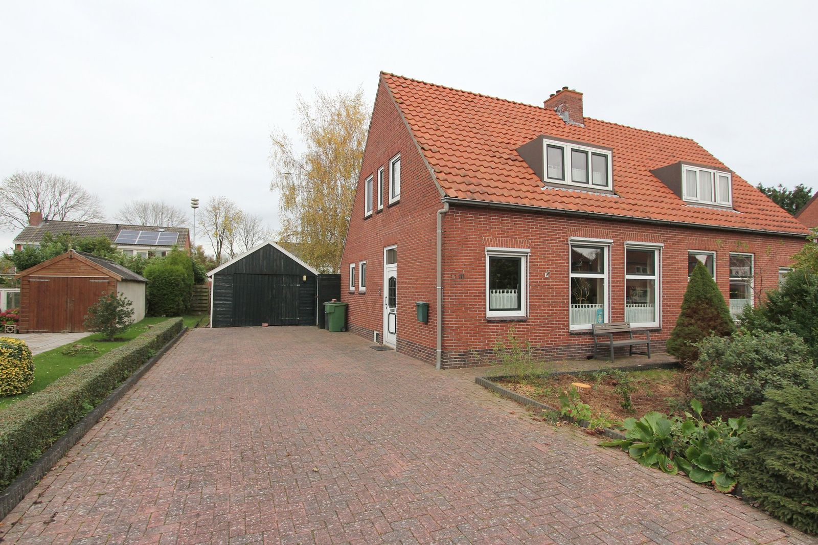 J.Driegenstraat 10, Bad Nieuweschans