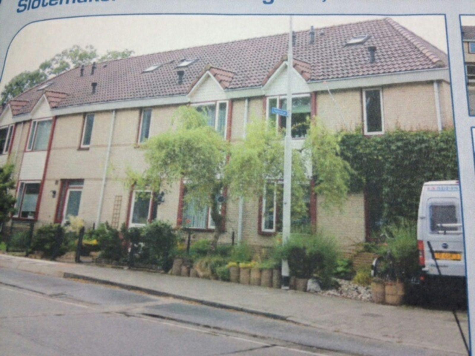 Slotemaker de Bruïneweg 20, Nijmegen