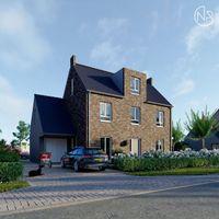 Verspreide huizen in het Centrum, Noordwijkerhout