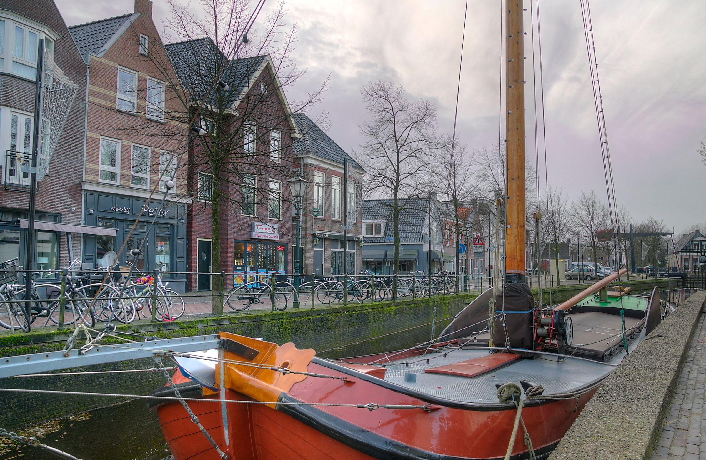 Breedpad, Heerenveen