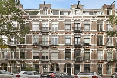 Tweede Helmersstraat 38-3, Amsterdam