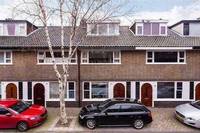 Hugo de Vriesstraat 63, Leiden