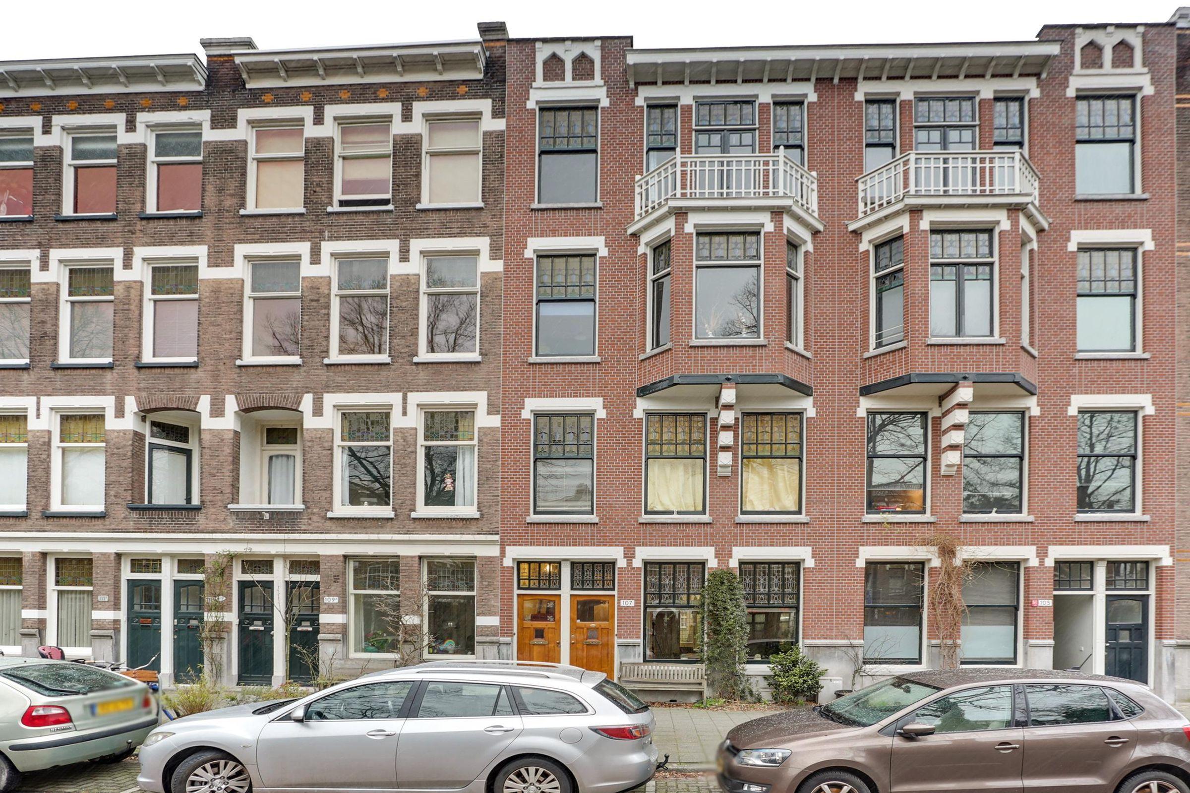 Bergselaan 107B, Rotterdam