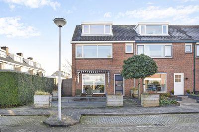 Sweensstraat 1, Noordwijkerhout