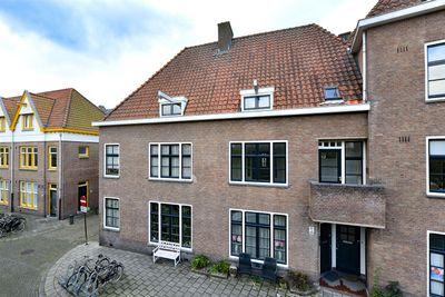 Zaanhof, Amsterdam