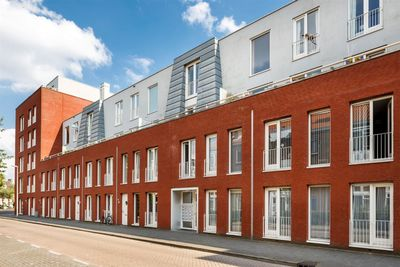 Louis Couperusstraat, Utrecht