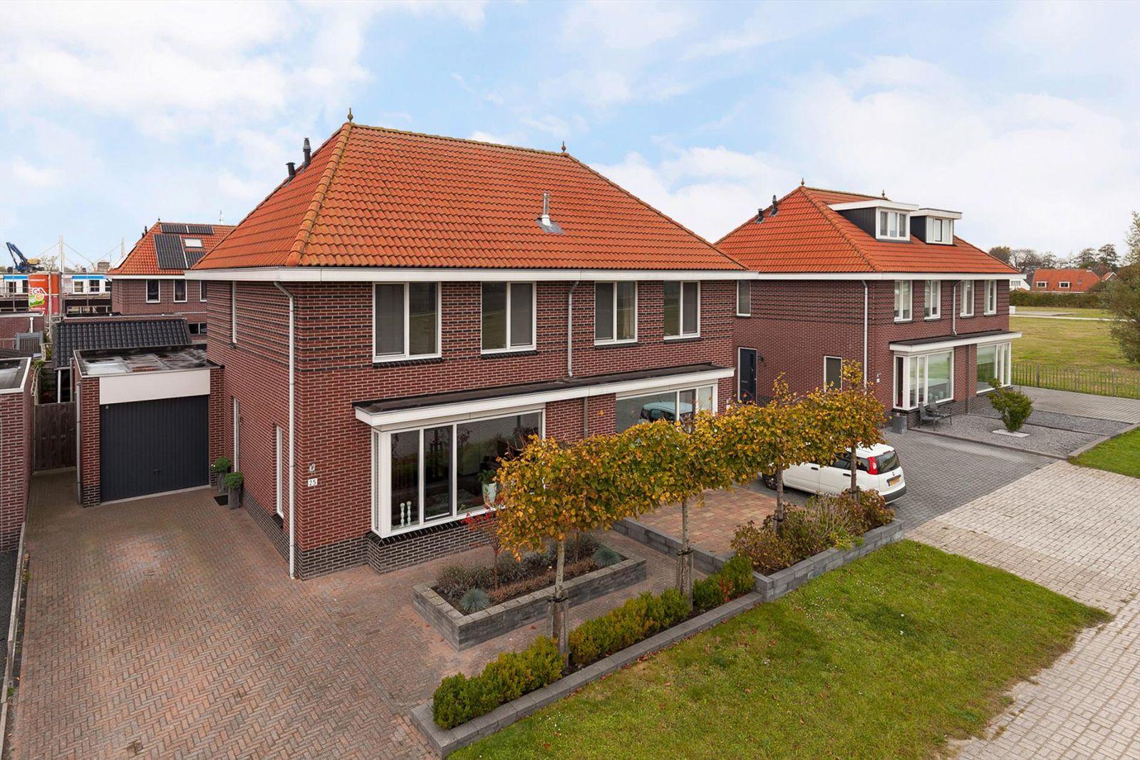Blikfaart 25, Franeker