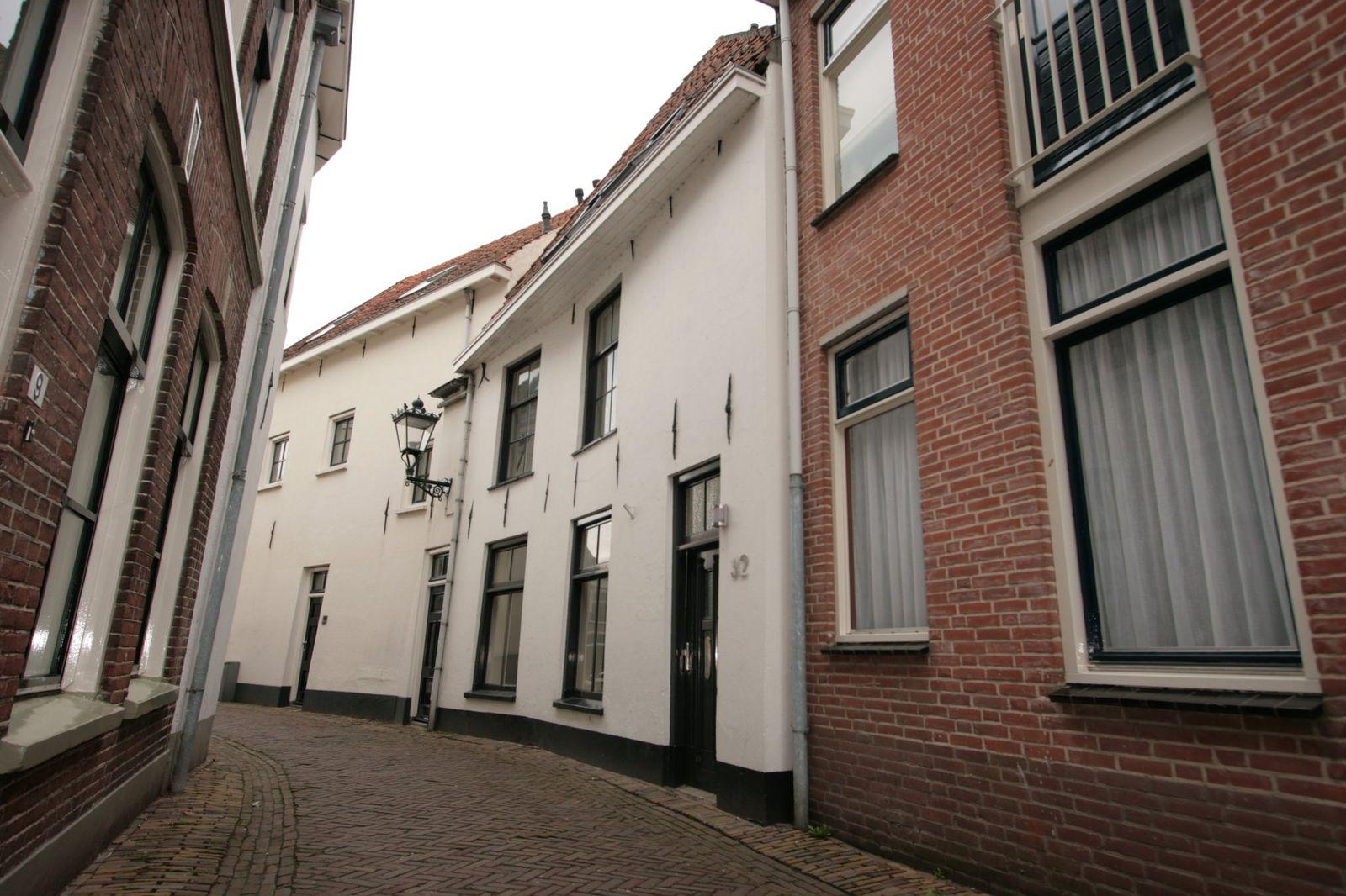 Marktsteeg 32, Kampen