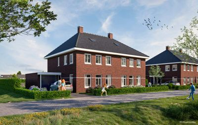 Snikke bouwnummer 1 0-ong, Nieuw-amsterdam