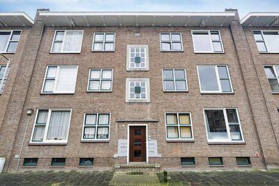 Herman Gorterstraat 8B, Rotterdam