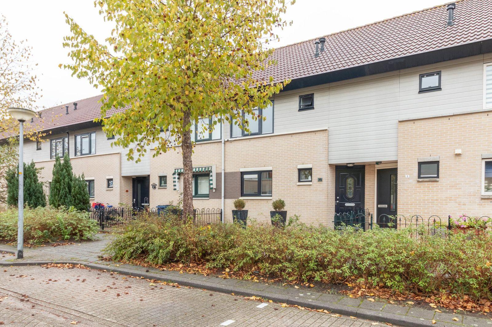 Ineke Sluiterstraat 10, Almere
