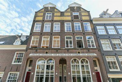 Fokke Simonszstraat 13B, Amsterdam