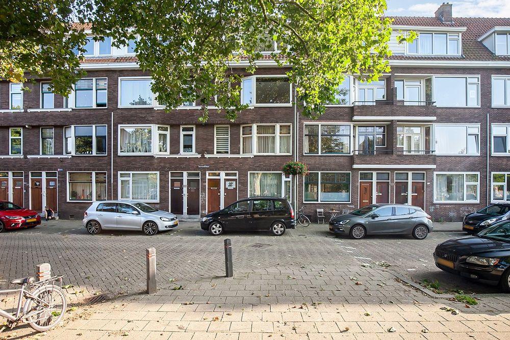Marconistraat, Schiedam