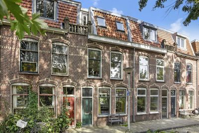 Stadhouderslaan 7, Leiden
