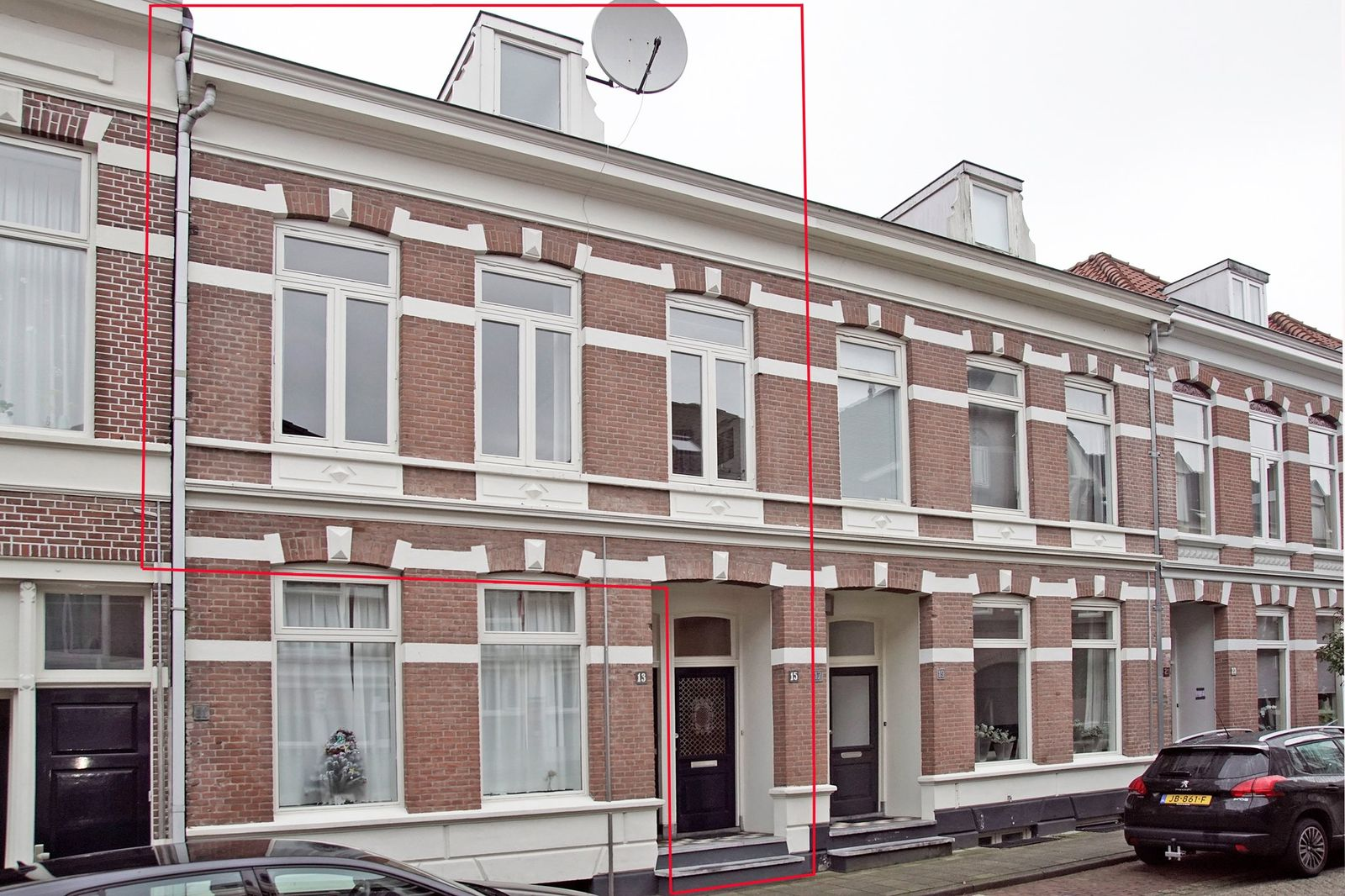 Hugo de Grootstraat 15, Nijmegen