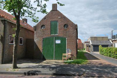 Tjalke van der Walstraat 8, Koudum