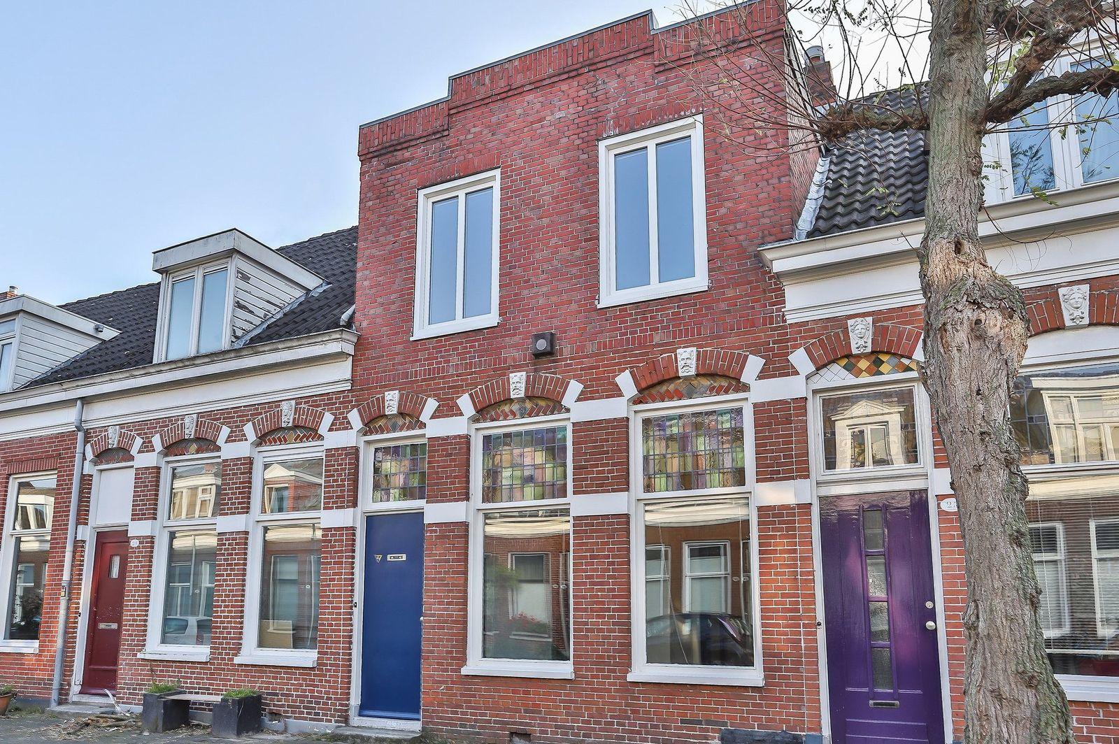 Van Julsinghastraat 27, Groningen