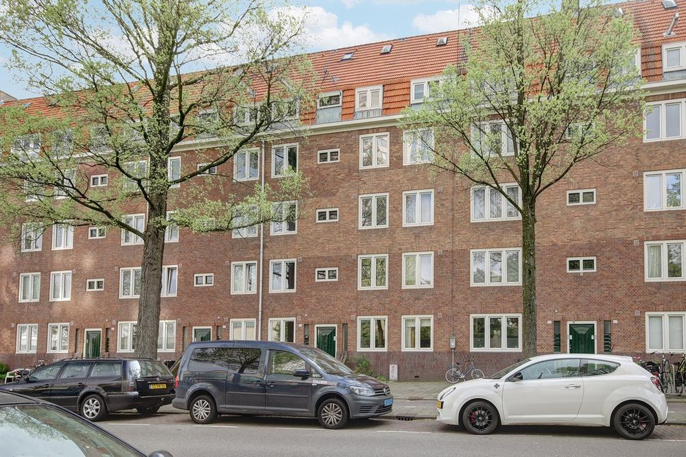 Tweede Van der Helststraat 93H, Amsterdam