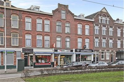 Boergoensestraat, Rotterdam
