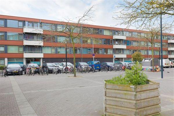 Oranjerivierdreef, Utrecht