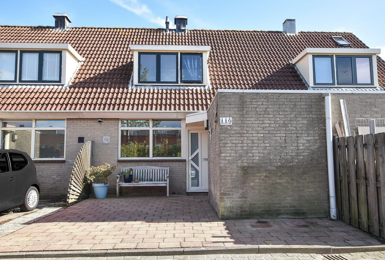 Harderwijkstraat 119, Lelystad