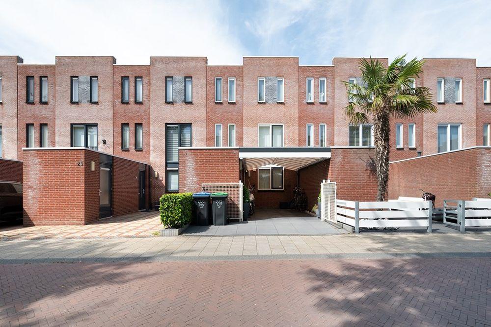 Hudighaven 27, Barendrecht