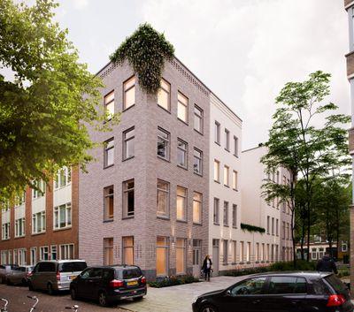 Coolsestraat 98-A, Rotterdam