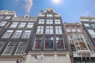Nieuwezijds Armsteeg 18A, Amsterdam