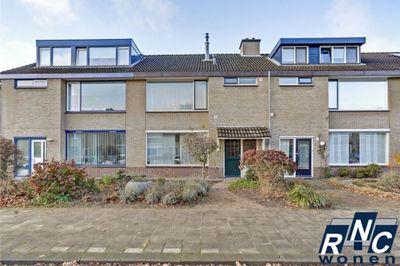 Gluckstraat, Tilburg