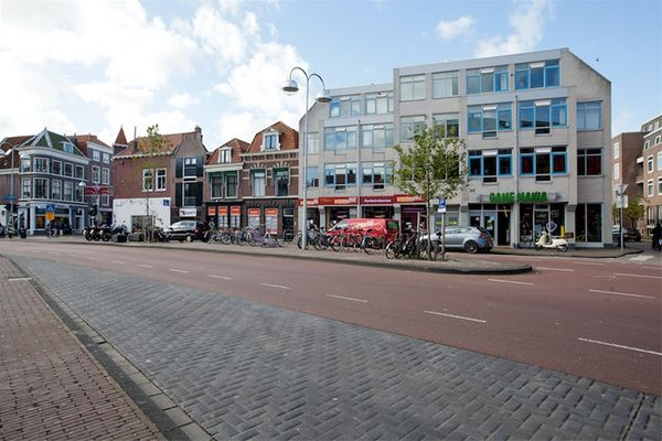 Legewerfsteeg, Leiden