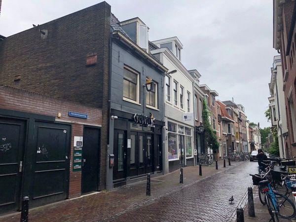 Hemdsmouwsteeg, Utrecht